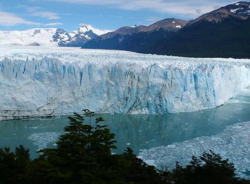 Le Perito Moreno en Argentine