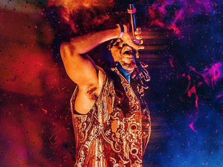LIVE REVIEW: Flying Lotus @ Enmore Theatre SYD