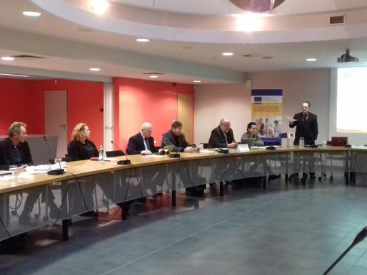 """8.setkání Odborné pracovní skupiny Vzdělávání na téma ,,Kariérové poradenství"""""""