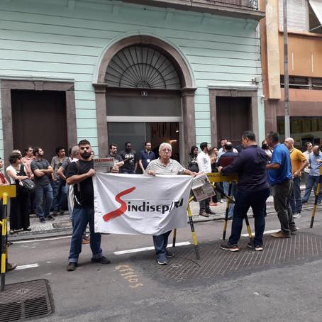 SINDISEP-RJ CONVOCA ASSEMBLEIA GERAL EXTRAORDINÁRIA NESSA QUINTA (12/03)
