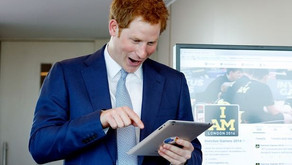 Prince Harry's secret Facebook account - and the unusual name he gave himself.