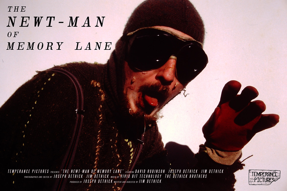 The Newt-Man of Memory Lane movie poster