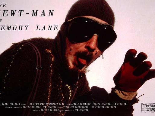 The Newt-Man of Memory Lane short film review