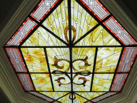 San Francisco Columbarium Stained Glass, Part 2