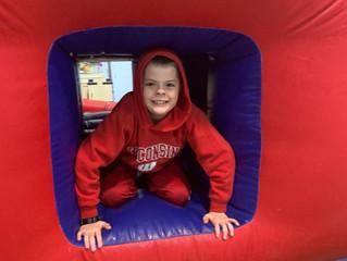 Maple Dale 3rd Grade Adventure at North Shore Gymnastics!