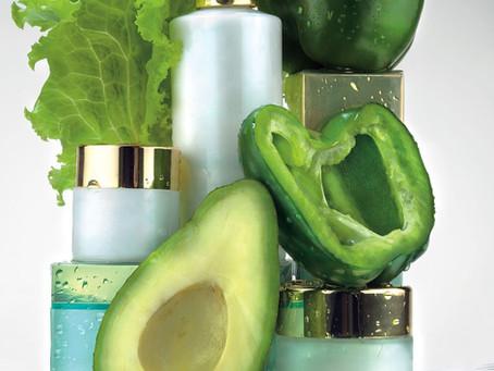 Como as tendências do mercado de alimentos estão influenciando os cosméticos naturais