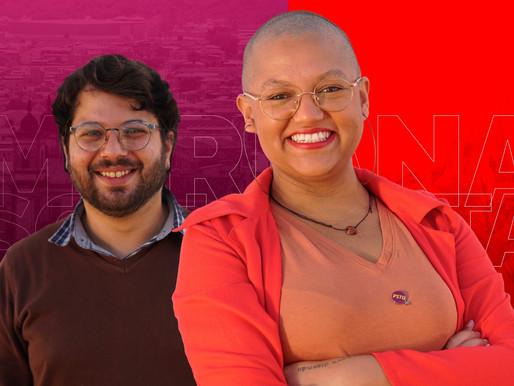 Eleições 2020: entrevista com Patrícia Ramos e Yuri Gomes, candidatos a prefeito de Mariana