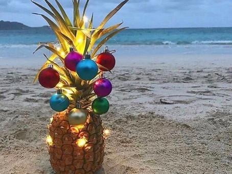 Happy Aloha Friday! 🎄 🍍 🎄🍍🎄🍍