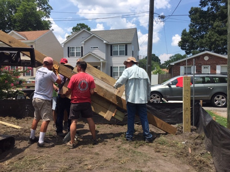 This Week in Construction - Stonehurst, Chesapeake (June 30th)