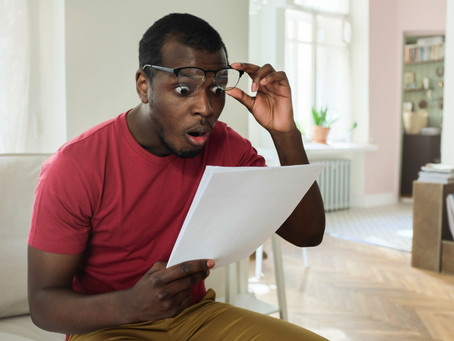 Budget Tips for Covering A Surprise Tax Bill