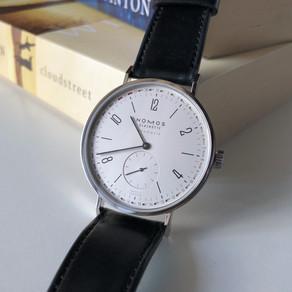 On The Wrist: The NOMOS Tangente Neomatik 41 Update