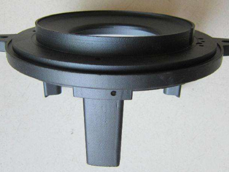 The surface treatment method of die casting for sanitary ware