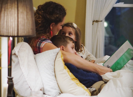 Dix activités de lecture à faire en famille en période de confinement (et en tout temps!)