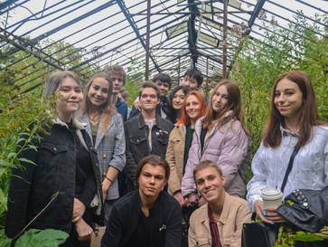Первые впечатления о МосГУ