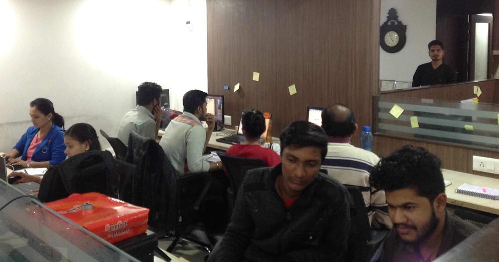 ARS Digitech Digital marketing team