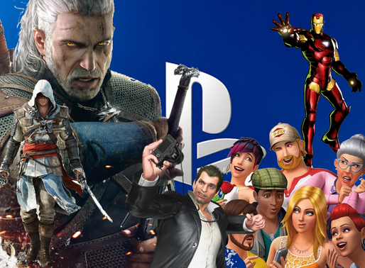 11 PS4 games you can get with 70% off today