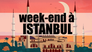 3 jours istanbul