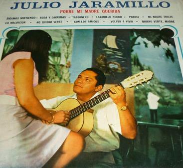 """Julio Jaramillo, el """" Ruiseñor de América """""""