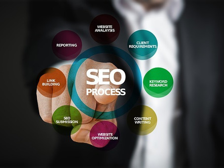 SEO Ranking: How To Keep Your B2B Website On Page One