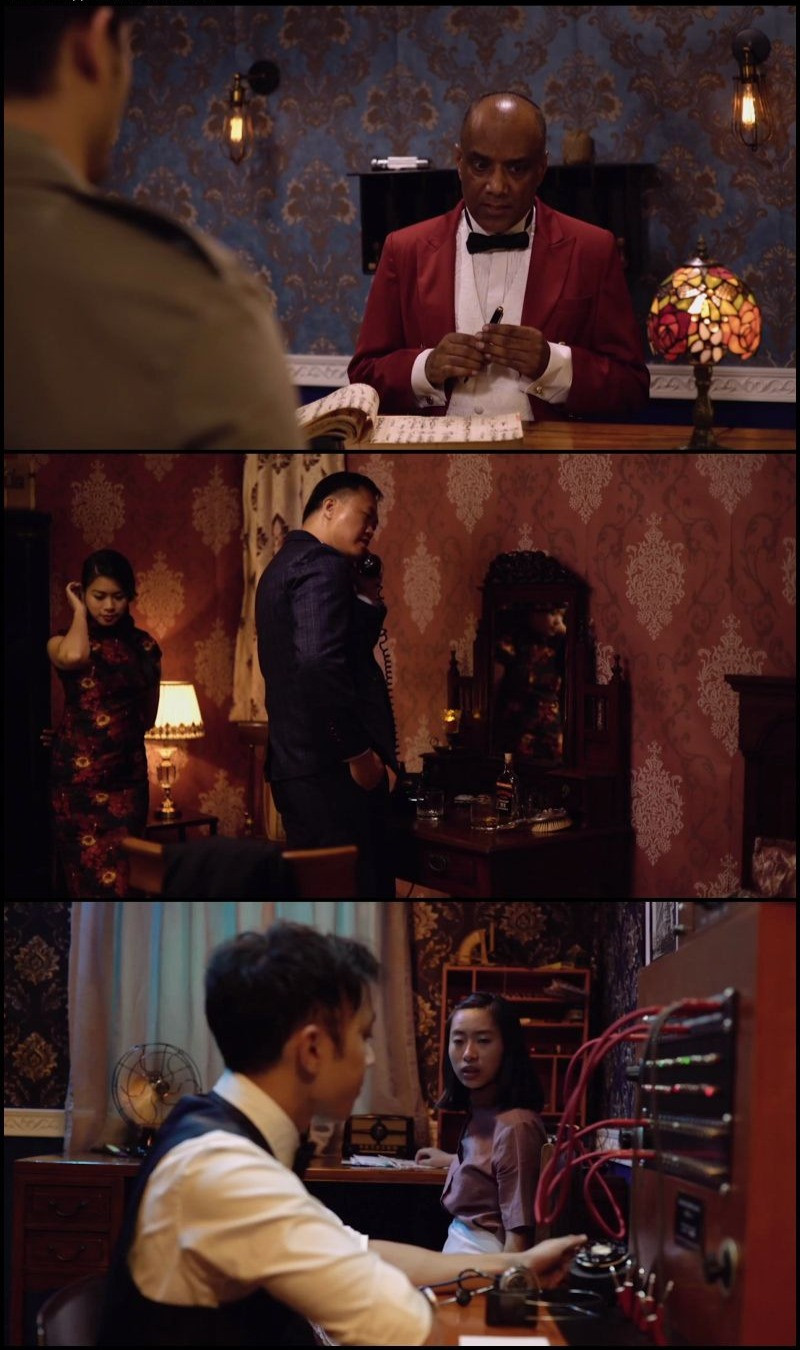 Christmas At The Royal Hotel (2018) WEB-DL 720p Full English Movie Download