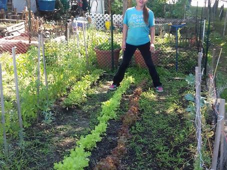 M.I.N.D. Garden Update: Meet Amanda