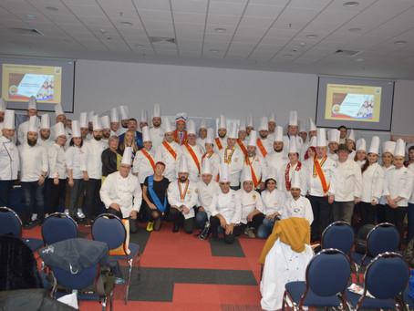 Conferința Națională a Bucătarilor și Cofetarilor din România ediția a II-a 2019