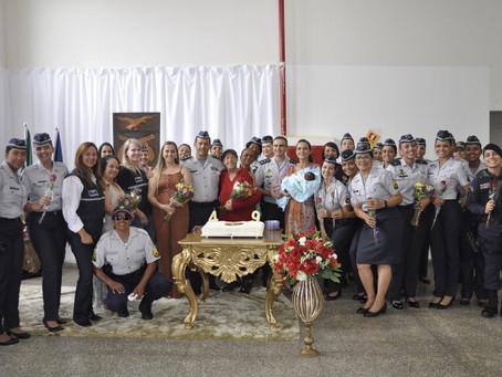 Batalhão Dois de Ouro da PMDF completa 49 anos com grande festa