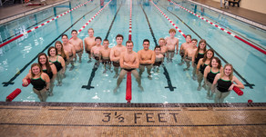 Meade swimmers making waves
