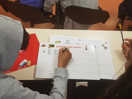 Sevinçleri Toplamak | Gönüllü Eğitim Projeleri
