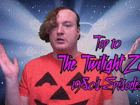 Kaiju no Kami's Top 10 The Twilight Zone 1980s Episodes