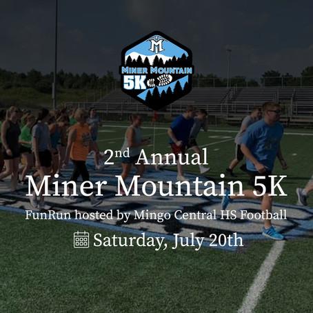 Miner Mountain 5K