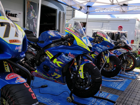 KDM Hire Cookstown 100 update