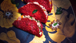 Beetroot Fold-Overs