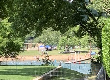 Around Austin-Summer Scene