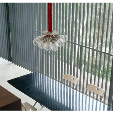 Diseñadas para cubrir ventanas y puertas corredizas de gran tamaño