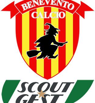 Scouting BENEVENTO CALCIO sigla l'accordo con SCOUT-GEST