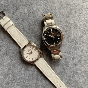The 'Affordable' Two Watch Grand Seiko Collection