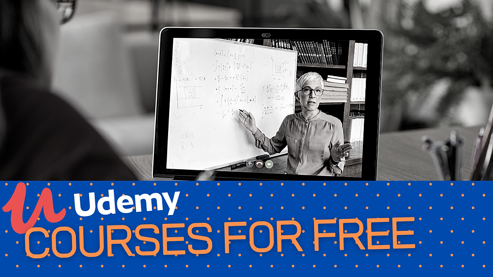 udemy free courses with certificate