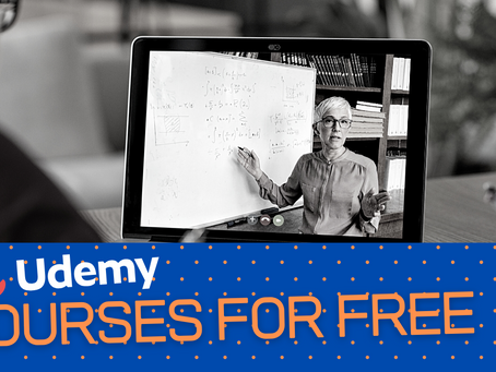 Get Free Udemy Courses with Certificate