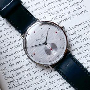 On The Wrist – The NOMOS Metro Neomatik Silvercut 39