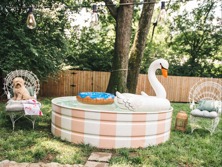 The Hot Trend of the Summer: Stock Tank Pools
