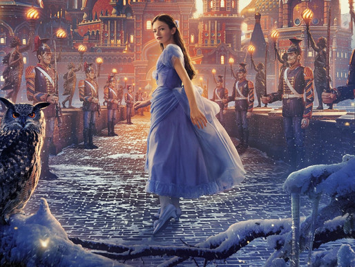 The Nutcracker and the Four Realms film review