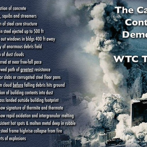Controlled demolition of the west.  It's not all doom and gloom.