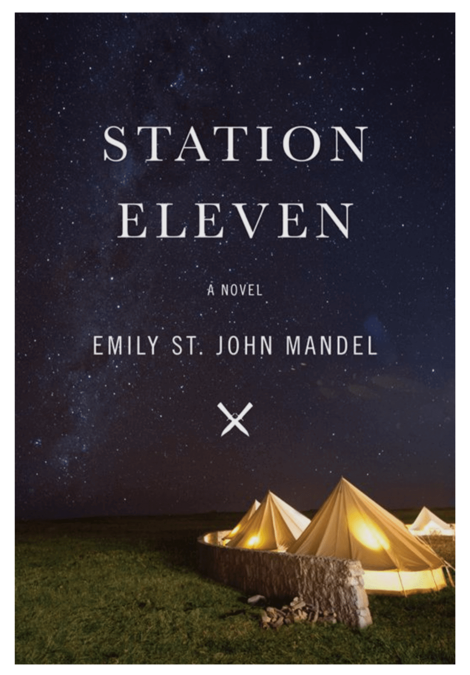Station Eleven by Emily St. John Mandel : the book slut book reviews, thebookslut