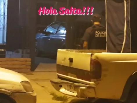 #Capital Allanamientos en simultáneo en Barrios de la Zona Sur