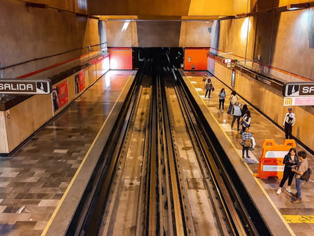El Metro de la Ciudad de México