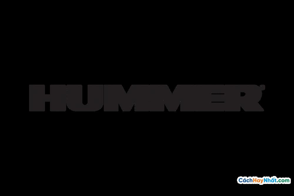 Logo Hummer PNG