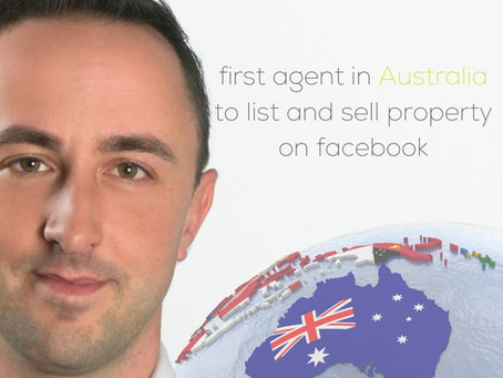 The Tour - 1st Agent In Australia To Sell On Facebook