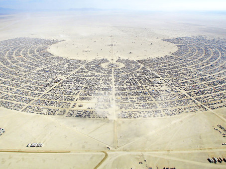 Watch It Burn Part II - Burning Man and the Art of Expeditionary Logistics