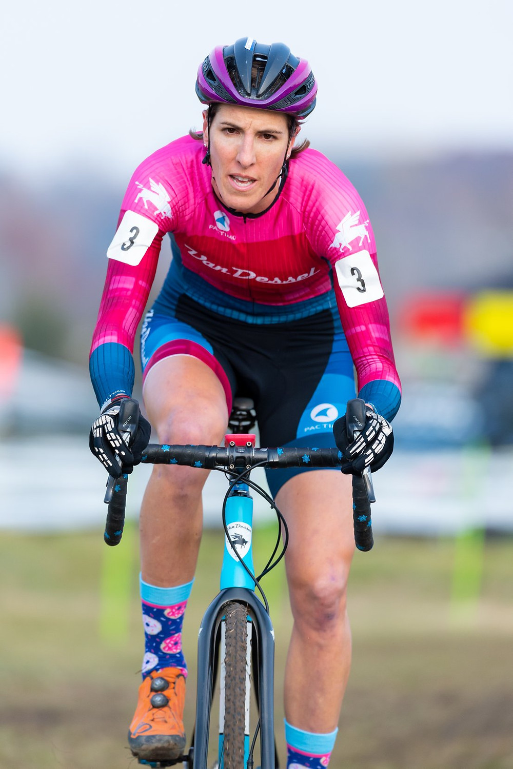 Total concentration at Major Taylor CX 2018
